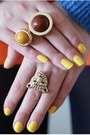 Gold-leopard-iloko-ring-gold-round-h-m-ring-mustard-oasap-sweater