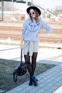 Black-chicwish-boots-black-oasap-hat-black-h-m-tights-black-chicwish-bag