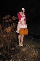vintage accessories - vintage dress