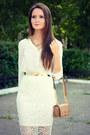Ivory-cotton-zara-shirt-light-brown-leather-mango-bag