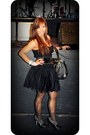 Zigi-shoes-gymboree-skirt-f21-belt-dkny-stockings-tube-top-h-m-top