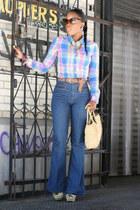 H&M shirt - Forever 21 pants