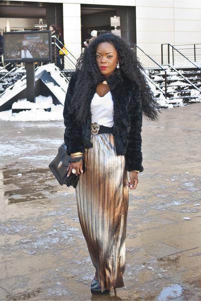 H& M coat