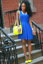 Forever 21 dress - Target bag