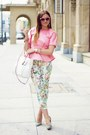 Bubble-gum-h-m-blouse-beige-zara-pants