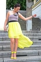 Sugarlips dress - H&M heels