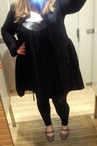 Vero Moda jacket - Vila dress - H&M tights - Aijtem shoes