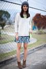 Zara-boots-mango-sweater