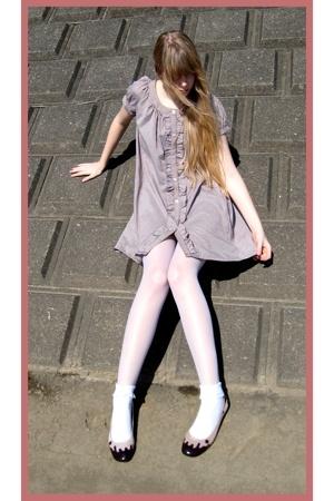 Hanjiro dress - Socks store in Harajuku stockings - when I was young socks - Tsu