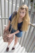 pink Miu Miu purse