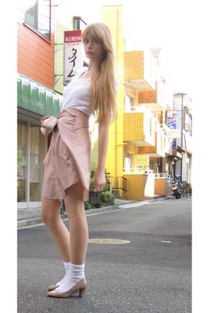 pink mwa skirt