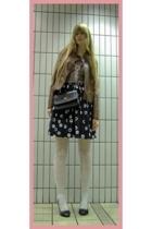 Petit Bateau top - Episode skirt