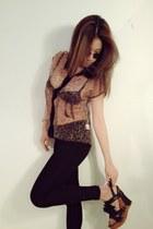 Bronze-sheer-leopard-mychickpea-blouse