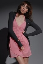 Pink-superdry-dress