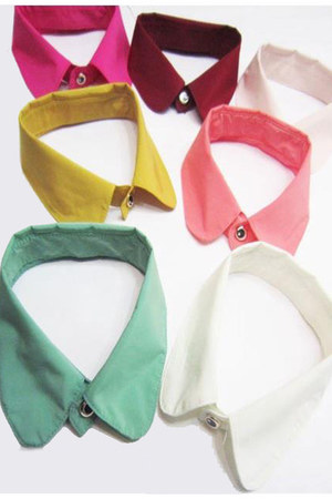 hot pink chic collar myChickPea accessories