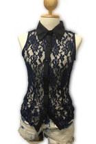 Navy-sleeveless-lace-mychickpea-blouse
