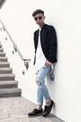 Black-platform-valas-shoes-light-blue-shredded-asos-jeans