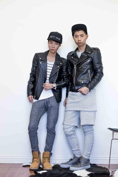 black leather jacket Pretty Vacant jacket