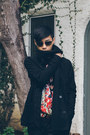 Black-buckle-cutout-balenciaga-boots-red-palm-tree-asos-sweater
