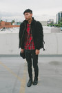 Black-repetto-shoes-black-topman-hat-black-fur-zara-jacket