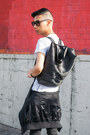 Black-backpack-kao-pao-shu-bag