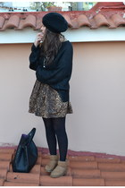 Ugg boots - Zara dress