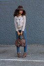 Justfab-shoes-f21-jeans-f21-hat-gap-jacket-target-shirt-dior-purse