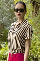 Chaus blouse