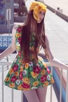 sundress cotton talbots dress