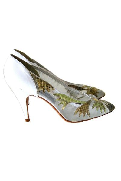 Mr Seymour heels