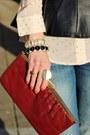 Peplum-piperlime-top-gap-jeans-tres-noir-sunglasses-jcrew-necklace