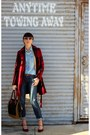 Brick-red-banana-republic-coat-navy-current-elliott-jeans