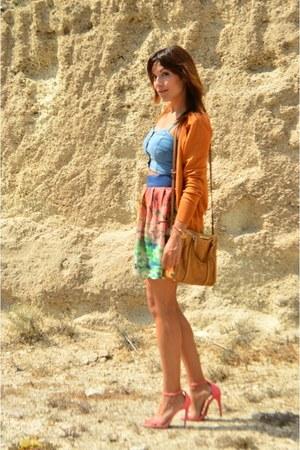 Bomba y lola skirt