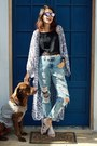 Light-blue-destroyed-youcom-jeans-white-melissa-flox-melissa-sandals