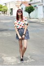 Beige-hearts-oasap-shirt-black-round-o-pato-veste-sunglasses