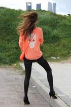 jumper - bag - ring - skirt