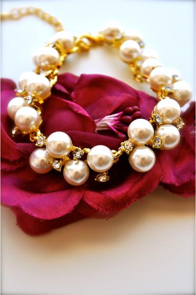 white Trinkettes bracelet