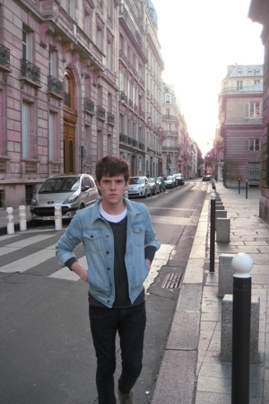 Topman jacket - Scocht & Soda t-shirt - benetton t-shirt - Topman jeans - BDC sh