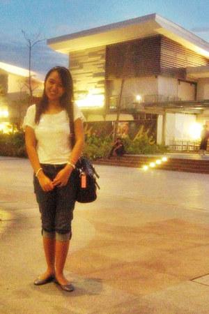 Crissa jeans jeans - Andrea flats - crissa blouse