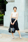 Aldo-bag-lauren-jasmine-blouse-midi-leather-lauren-jasmine-skirt