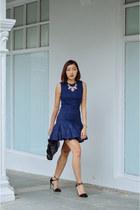 Kenzo dress - Zara heels