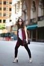 Black-asos-jeans-black-marc-by-marc-jacobs-bag-black-forever-21-sunglasses