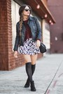 Black-ankle-boots-h-m-boots-black-faux-leather-ag-jeans-jacket