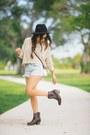 Brown-ariat-boots-beige-2020ave-sweater-dark-gray-furla-bag