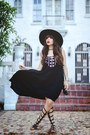 Black-prima-donna-shoes-black-bb-dakota-dress-black-hm-hat