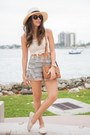 Ivory-crochet-ocean-minded-shoes-cream-2020ave-shirt-black-shoppiin-shorts
