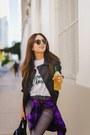 Black-h-m-boots-black-ag-jeans-jacket-black-ray-ban-sunglasses