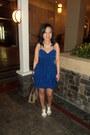 Forever-21-dress-white-stella-luna-heels