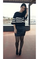 Zara sweater - Zara skirt