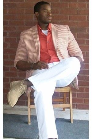 Cezani jacket - shirt - Nautica pants - boots